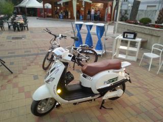 E-Mobility scooter elettrici bici a pedalata assistita