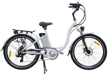 Elegant Bike a pedalata assistita