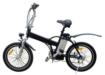 Port Bike bici elettrica pieghevole