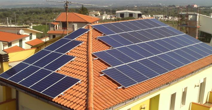 Impianto Fotovoltaico 12Kw Sannicanrdo Garganico