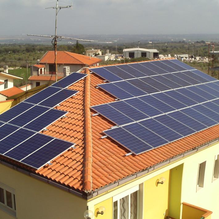 Impianto Fotovoltaico 12kw Ecosolution