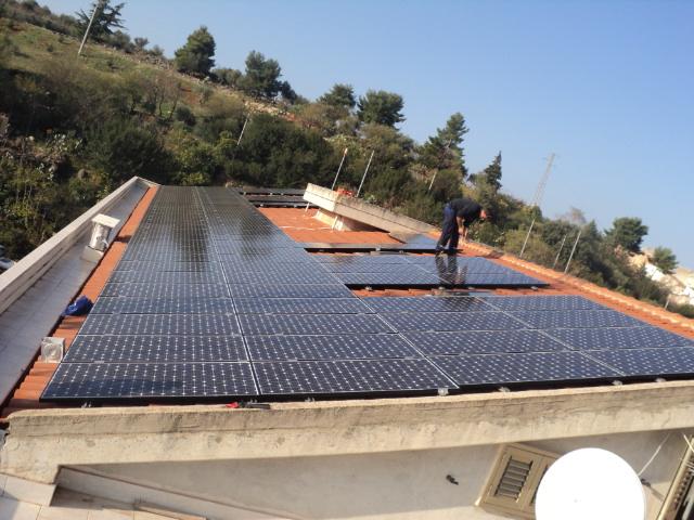 Impianto Fotovoltaico 24kw Sannicandro Garganico