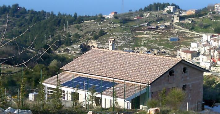 Impianto Fotovoltaico 3 kw Vico del Gargano