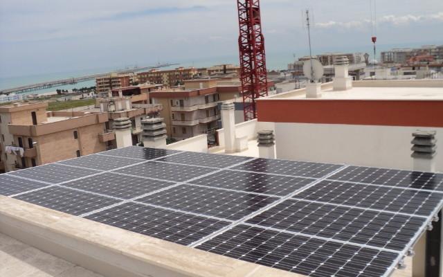 Impianto Fotovoltaico 4Kw Manfredonia