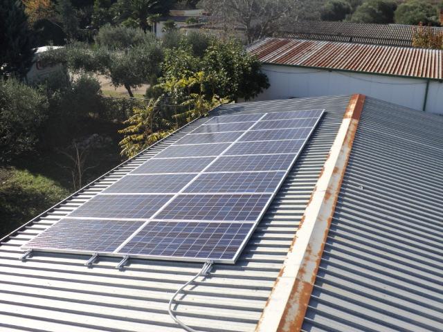Impianto Fotovoltaico 4kw Troia