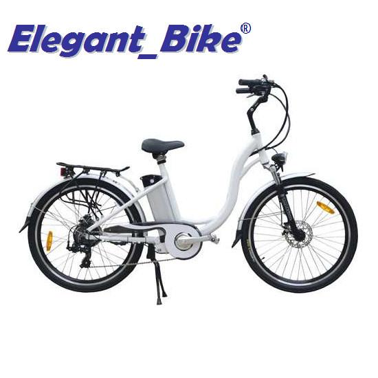 elegant bike bici pieghevole a pedalata assistita