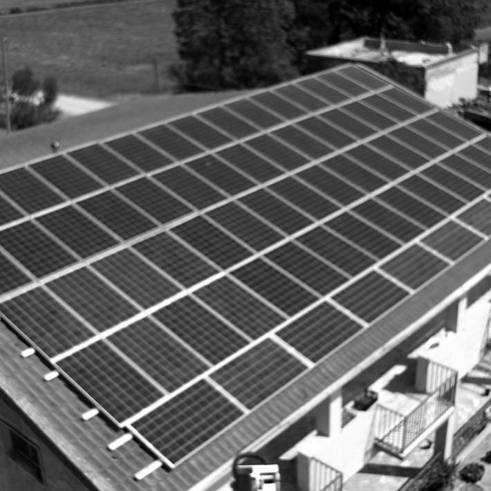 Impianto Fotovoltaico 16kw Ecosolution