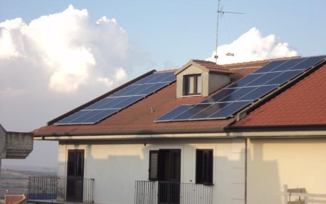 Impianto Fotovoltaico 6kw San Paolo di Civitate